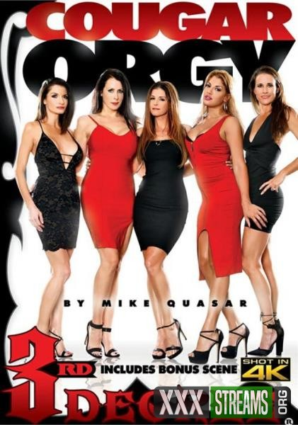Cougar Orgy (2018/DVDRip) Full Movies