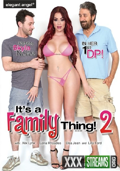 Its A Family Thing 2 (2018/WEBRip/FullHD) Full Movies