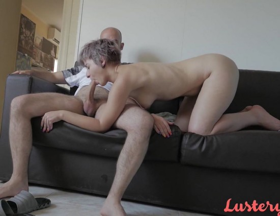 Alice, Andy – E132 Alice And Andy Blow Me Away (2018/Lustery/SD) Alice, blowjob, Lustery
