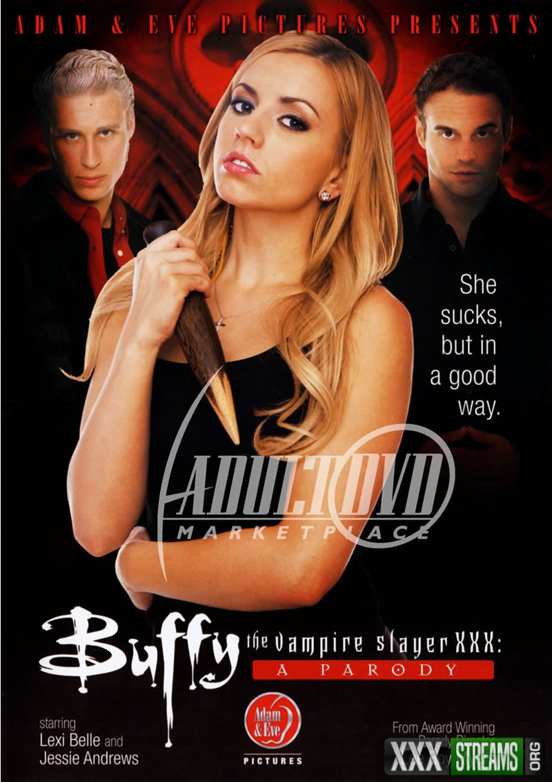 Buffy The Vampire Slayer XXX A Parody Adam & Eve