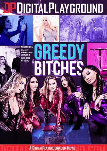Greedy Bitches (2018/WEBRip/SD) All Sex, DigitalPlayground