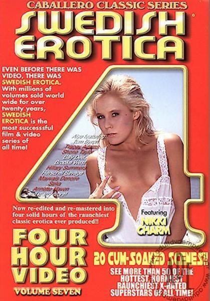 Swedish Erotica 7 (1981/DVDRip) Anal, Caballero Home