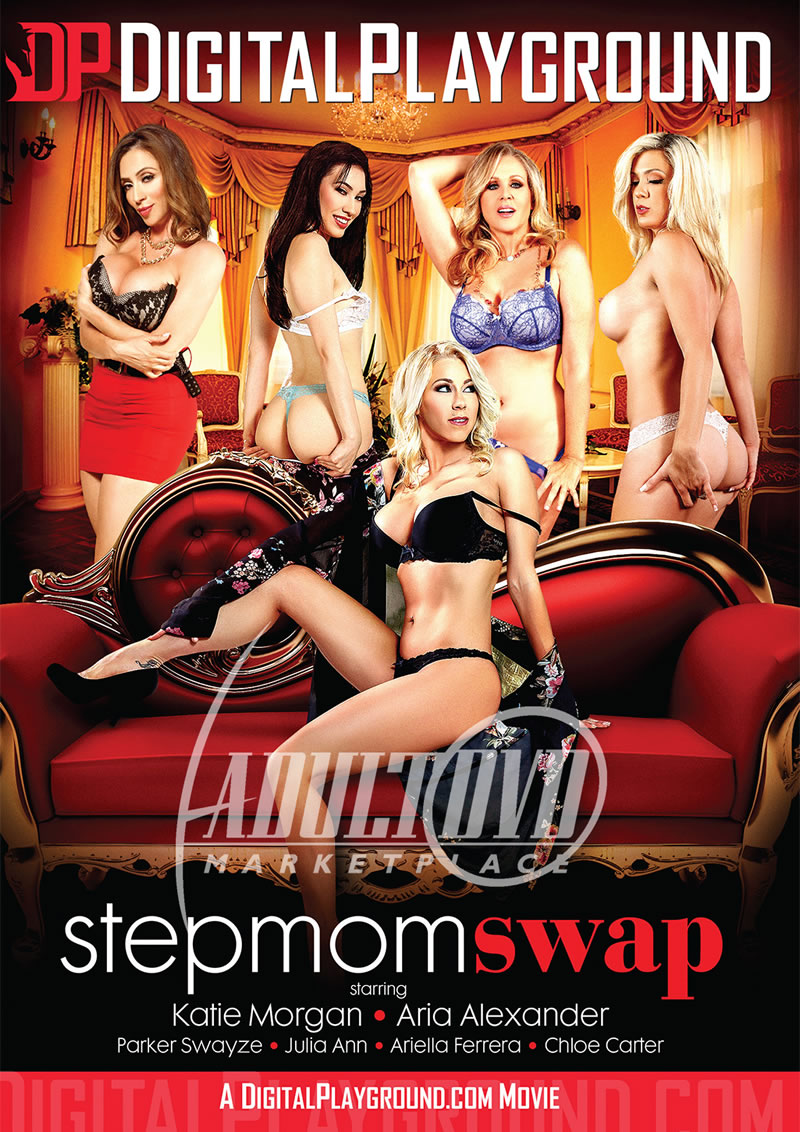 Stepmom Swap All Sex, Digital
