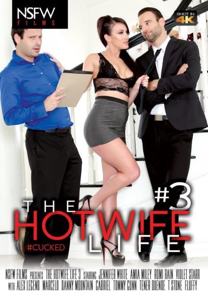 The Hotwife Life 3 (2018/WEBRip/FullHD) NSFW Films, Romi