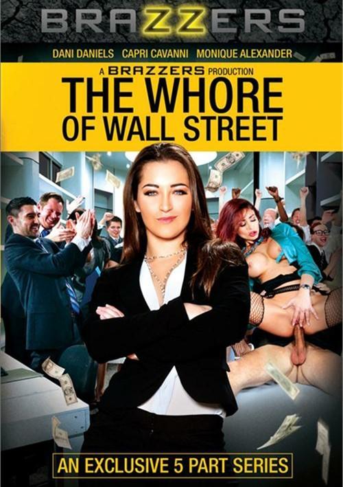 Whore Of Wall Street Brazers, Capri Cavanni